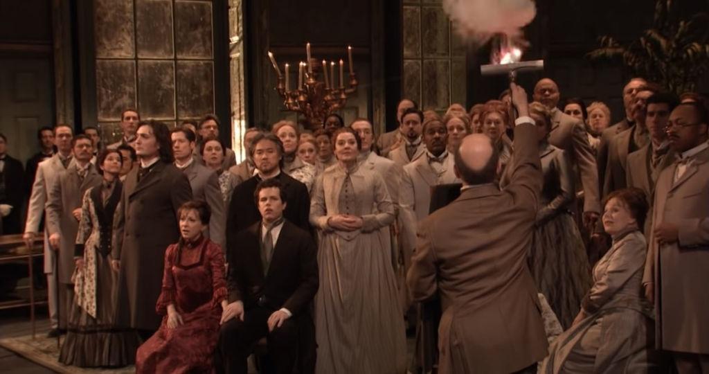 chi mi frena in tal momento - Lucia di Lammermoor
