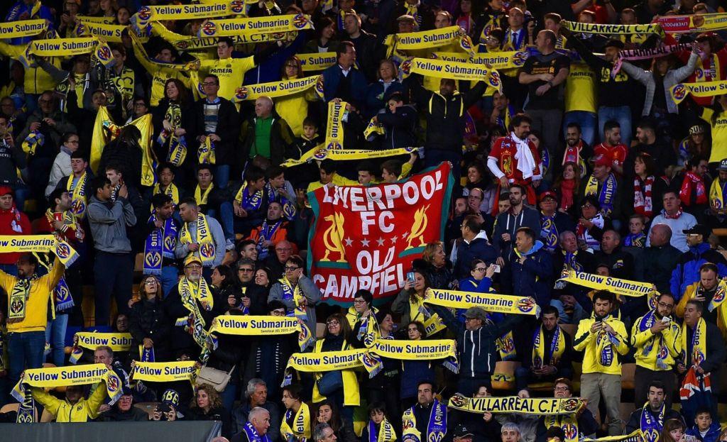 Liverpool Yellow Submarine
