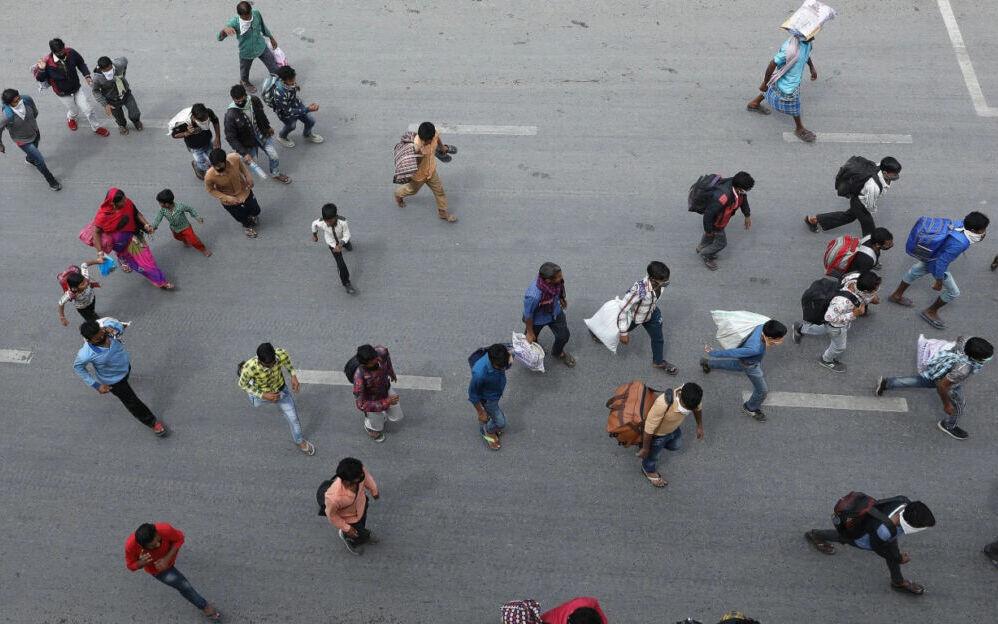 Pandemia India